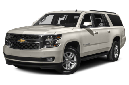 2015 Chevrolet Suburban 1500 Exterior