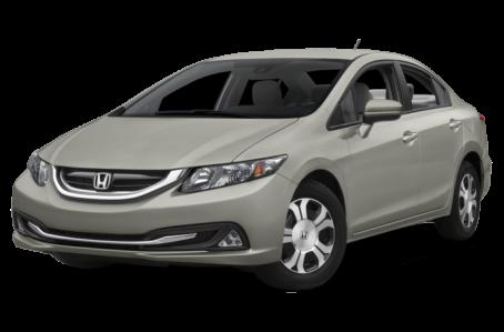 2015 Honda Civic Hybrid Exterior