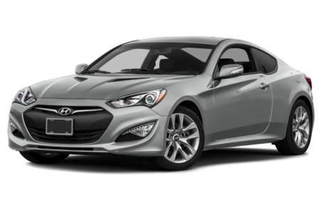 2015 Hyundai Genesis Coupe Exterior