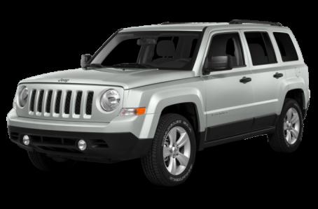 2015 Jeep Patriot Exterior