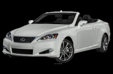 2015 Lexus IS 250C Exterior
