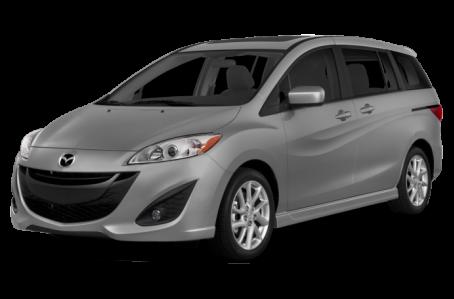 2015 Mazda Mazda5 Exterior