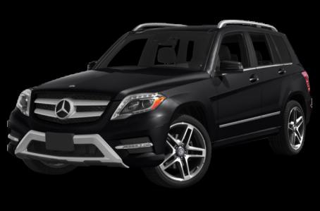2015 Mercedes-Benz GLK-Class Exterior