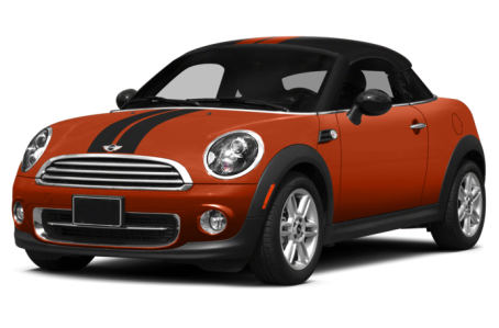 2015 MINI MINI-Coupe Exterior