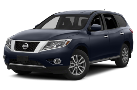2015 Nissan Pathfinder Price Photos Reviews Features