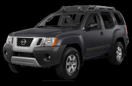 2015 Nissan Xterra Exterior