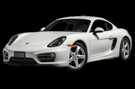 2015 Porsche Cayman Exterior