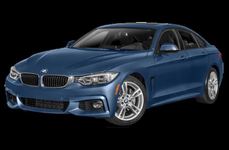 2016 BMW 435 Gran Coupe Exterior