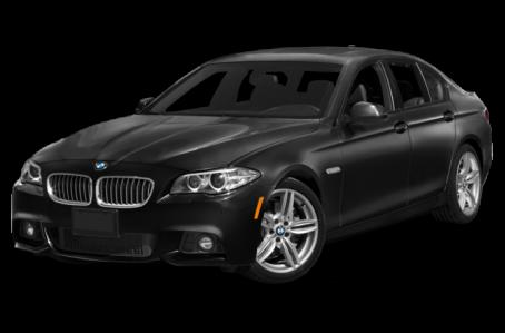 2016 BMW 535d Exterior