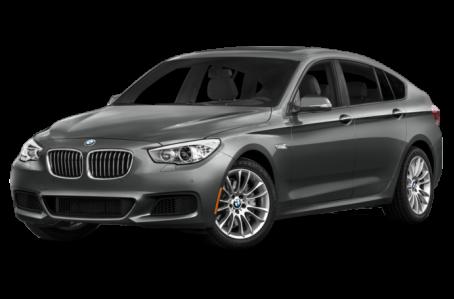 2016 BMW 550 Gran Turismo Exterior