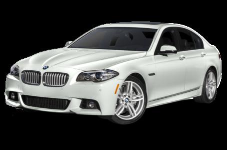 2016 BMW 550 Exterior