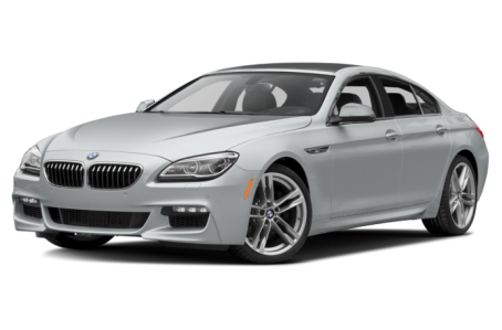 2016 BMW 640 Gran Coupe Exterior