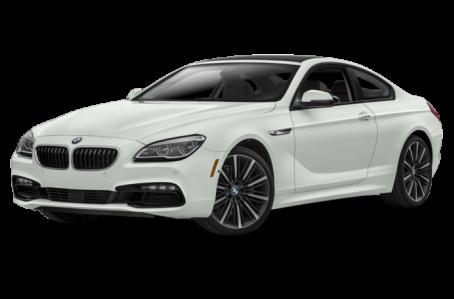 2016 BMW 640 Exterior