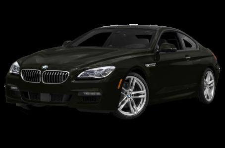 2016 BMW 650 Exterior