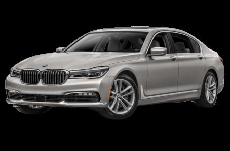 2016 BMW 750 Exterior