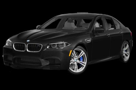 2016 BMW M5 Exterior