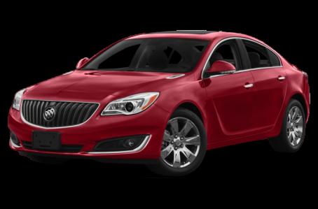 2016 Buick Regal Exterior