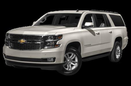 2016 Chevrolet Suburban Exterior
