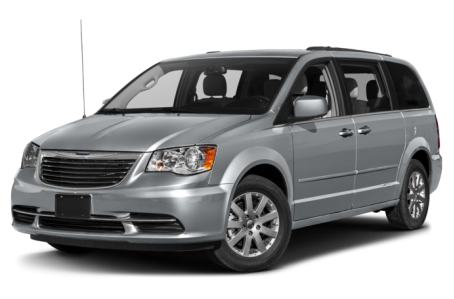 2016 Chrysler Town and Country Exterior