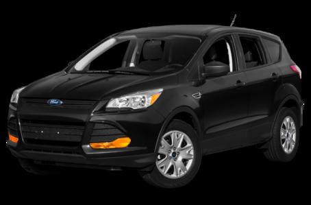 2016 Ford Escape Exterior