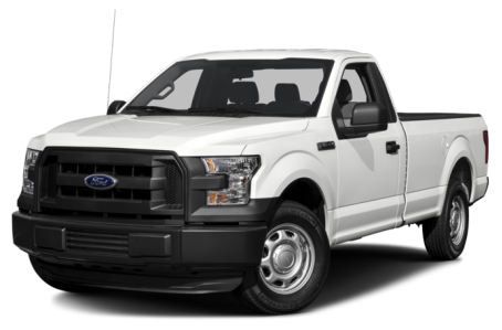 2016 Ford F-150 Exterior