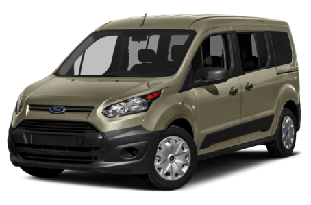 2016 Ford Transit Connect Exterior
