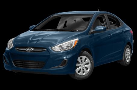 2016 Hyundai Accent Exterior