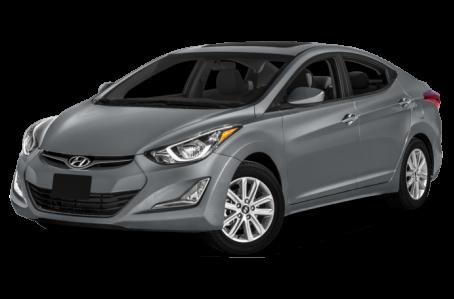 2016 Hyundai Elantra Exterior