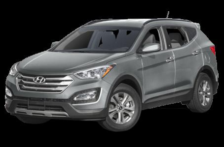2016 Hyundai Santa Fe Sport Exterior