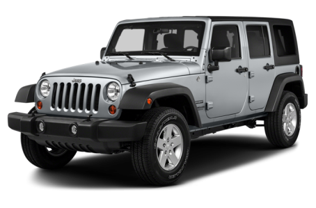 2016 Jeep Wrangler Unlimited Exterior
