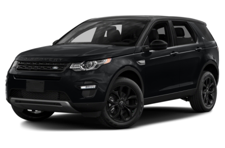 2016 Land Rover Discovery Sport Exterior
