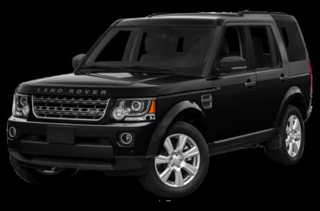 2016 Land Rover LR4 Exterior