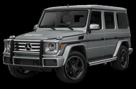 2016 Mercedes-Benz G-Class Exterior