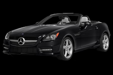 2016 Mercedes-Benz SLK-Class Exterior