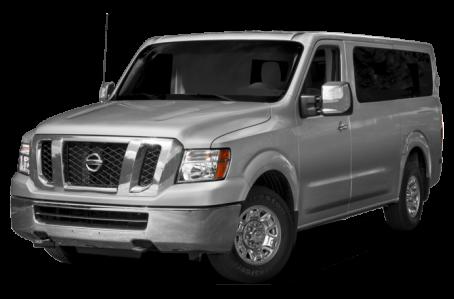 2016 Nissan NV Passenger NV3500 HD Exterior