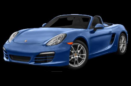 2016 Porsche Boxster Exterior
