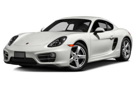 2016 Porsche Cayman Exterior