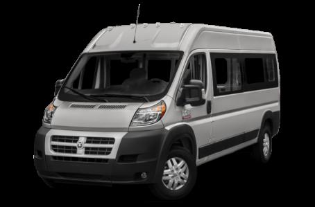 2016 RAM ProMaster 2500 Window Van Exterior