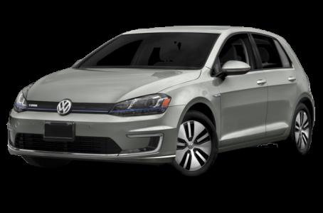 2016 Volkswagen e-Golf Exterior