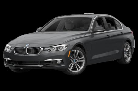 New 2017 BMW 330e Exterior