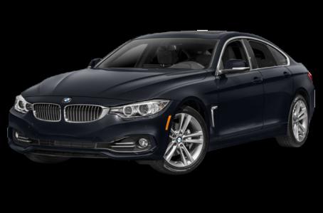 2017 BMW 430 Gran Coupe Exterior