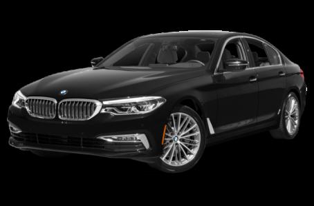 2017 BMW 540 Exterior