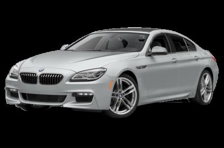 2017 BMW 640 Gran Coupe Exterior