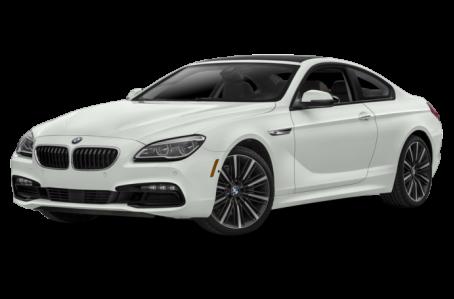 2017 BMW 640 Exterior