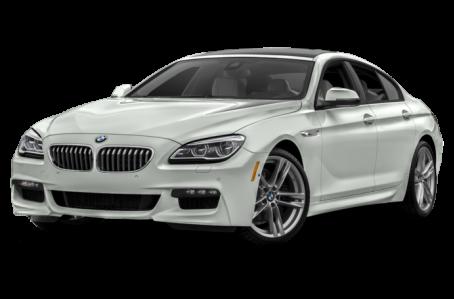 2017 BMW 650 Gran Coupe Exterior