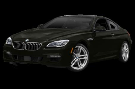 2017 BMW 650 Exterior