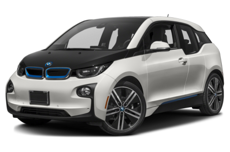 2017 BMW i3 Exterior