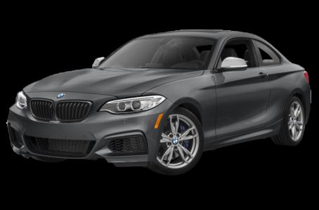 2017 BMW M240 Exterior