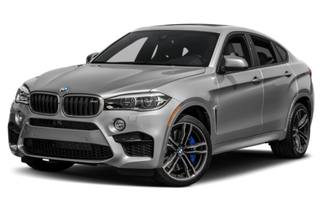 2017 BMW X6 M Exterior