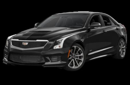 New 2017 Cadillac ATS-V Exterior